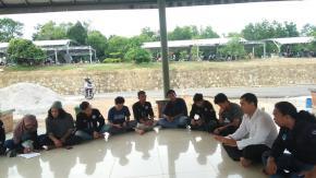 Rapat Koordinasi Kegiatan 6th Confest dan Bina Desa Jurusan Teknik Sipil