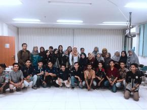 Pembekalan KKN Tematik Jurusan Teknik Sipil Fakultas Teknik Universitas Bangka Belitung